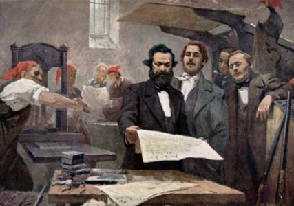 Marx and Engels'  Vision of a Better Society Al  Campbell [*]